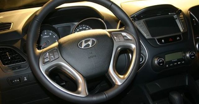 2013 Hyundai ix35 2.4 4WD旗艦型  第11張相片