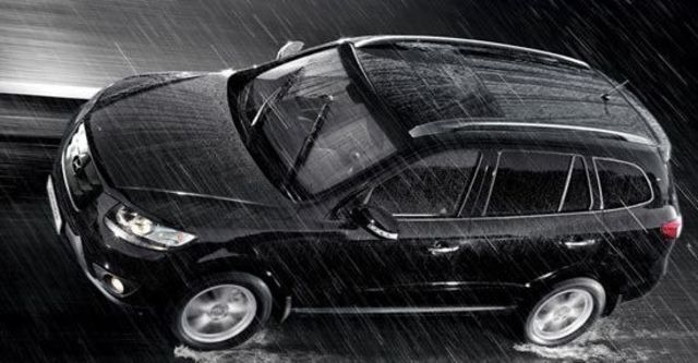 2013 Hyundai Santa Fe 2.2 eVGT旗艦型7人座  第3張相片