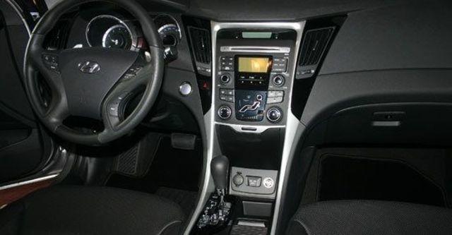 2013 Hyundai Sonata 2.4 GLS  第4張相片