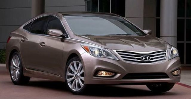 2012 Hyundai Azera 3.0 V6  第1張相片