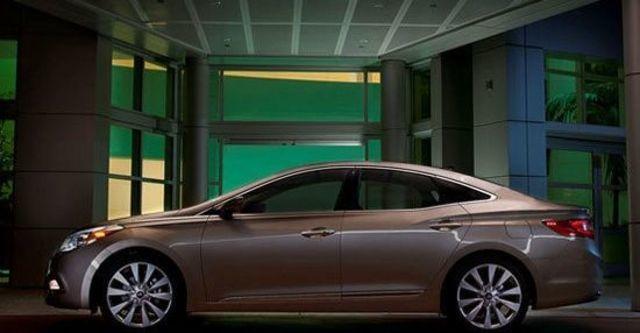 2012 Hyundai Azera 3.0 V6  第3張相片