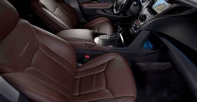 2012 Hyundai Azera 3.0 V6  第7張相片