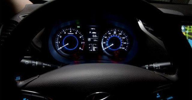 2012 Hyundai Azera 3.0 V6  第8張相片