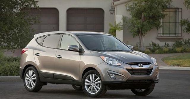 2012 Hyundai ix35 2.0尊貴型  第2張相片
