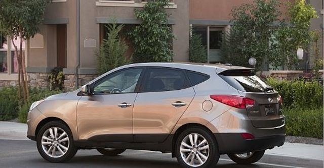 2012 Hyundai ix35 2.0尊貴型  第3張相片