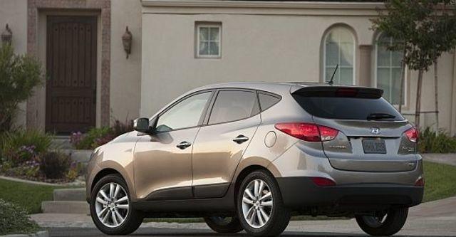 2012 Hyundai ix35 2.0尊貴型  第4張相片