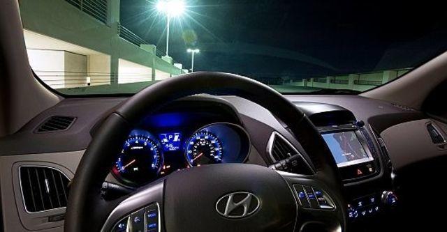 2012 Hyundai ix35 2.0尊貴型  第6張相片