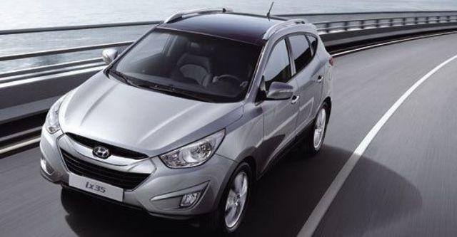 2012 Hyundai ix35 2.4 4WD旗艦型  第1張相片