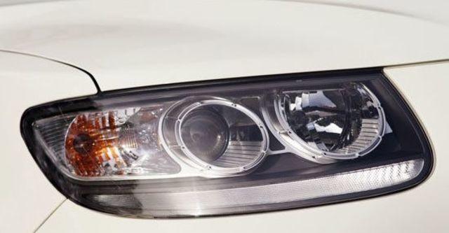 2012 Hyundai Santa Fe 2.2 eVGT旗艦型7人座  第8張相片