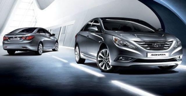 2012 Hyundai Sonata 2.0 GL  第1張相片