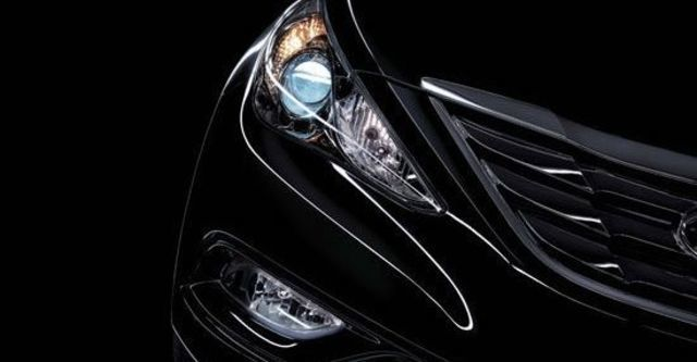 2012 Hyundai Sonata 2.0 GL  第12張相片
