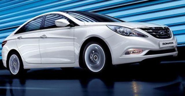 2012 Hyundai Sonata 2.4 GL  第1張相片