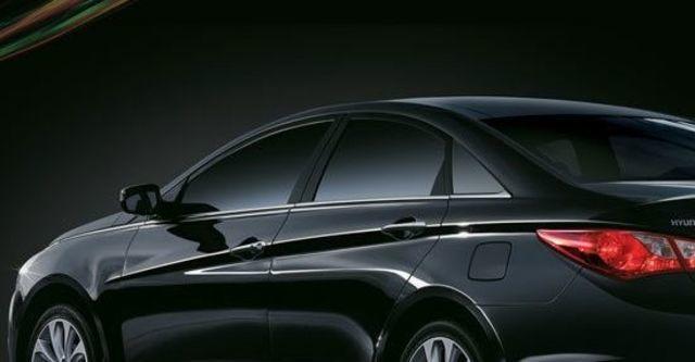 2012 Hyundai Sonata 2.4 GL  第3張相片