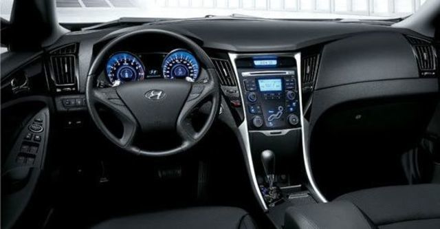 2012 Hyundai Sonata 2.4 GL  第4張相片