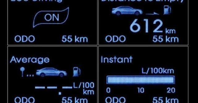 2012 Hyundai Sonata 2.4 GL  第10張相片