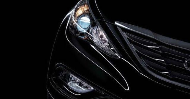 2012 Hyundai Sonata 2.4 GL  第11張相片
