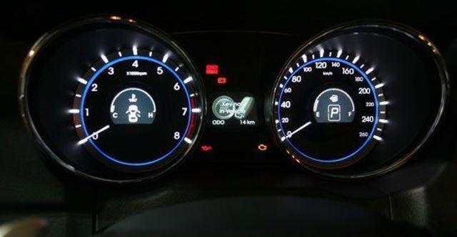 2012 Hyundai Sonata 2.4 GLS  第7張相片