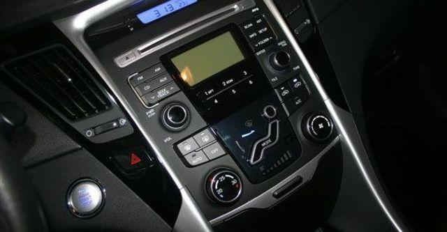 2012 Hyundai Sonata 2.4 GLS  第8張相片