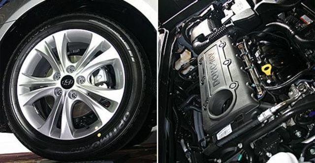 2012 Hyundai Sonata 2.4 GLS  第10張相片