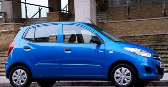 2011 Hyundai i10 豪華款  第4張相片