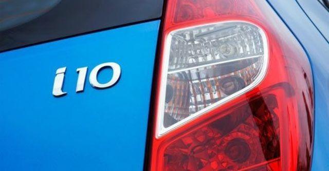 2011 Hyundai i10 豪華款  第7張相片