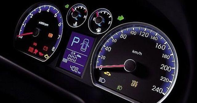2011 Hyundai i30 CW 旗艦型  第5張相片