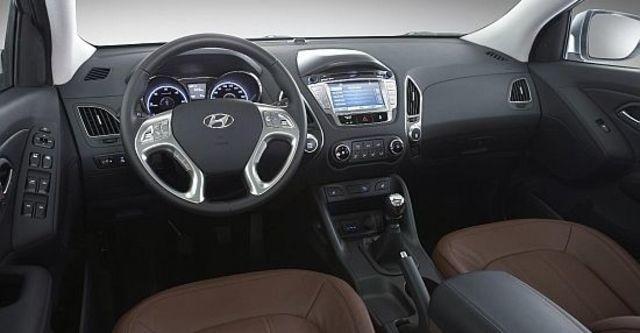 2011 Hyundai ix35 2.0尊貴型  第5張相片