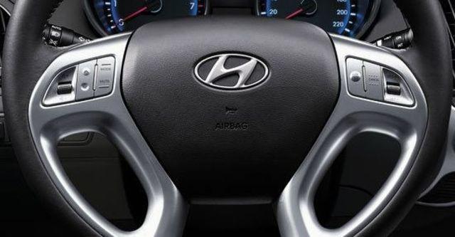 2011 Hyundai ix35 2.0尊貴型  第9張相片
