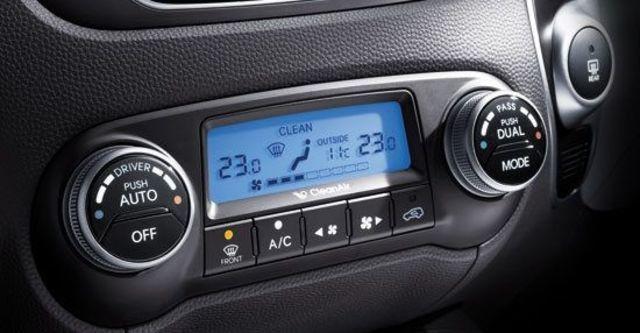 2011 Hyundai ix35 2.0尊貴型  第10張相片