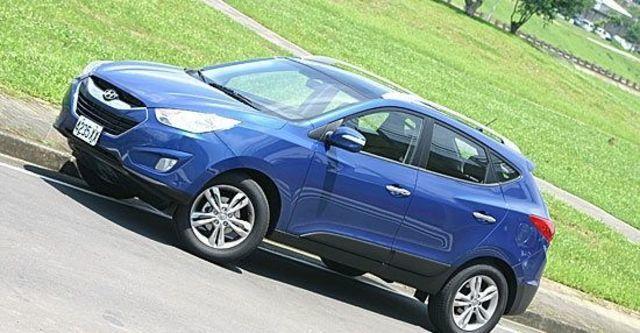 2011 Hyundai ix35 2.4尊貴型  第2張相片