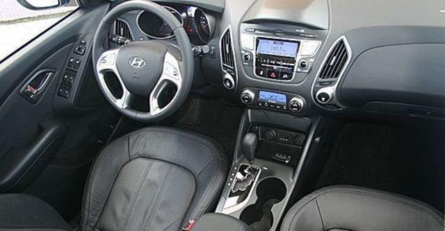 2011 Hyundai ix35 2.4尊貴型  第4張相片