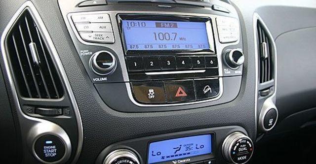 2011 Hyundai ix35 2.4尊貴型  第5張相片