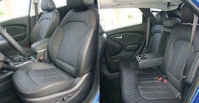 2011 Hyundai ix35 2.4尊貴型  第6張相片