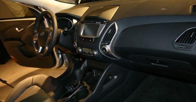 2011 Hyundai ix35 2.4旗艦型  第4張相片
