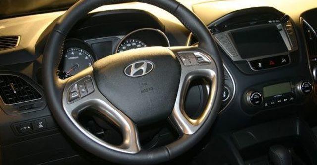 2011 Hyundai ix35 2.4旗艦型  第11張相片