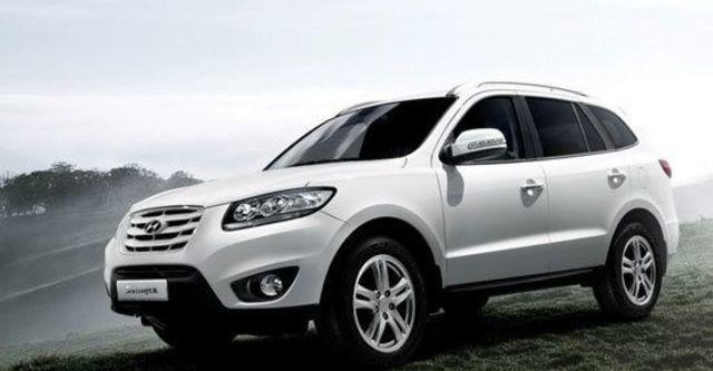 2011 Hyundai Santa Fe 2.2 eVGT 4WD  第1張相片