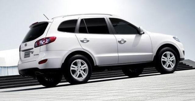 2011 Hyundai Santa Fe 2.2 eVGT旗艦型7人座  第4張相片