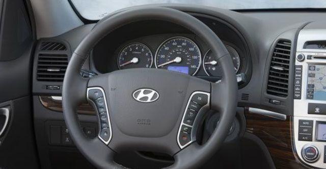 2011 Hyundai Santa Fe 2.2 eVGT旗艦型7人座  第5張相片