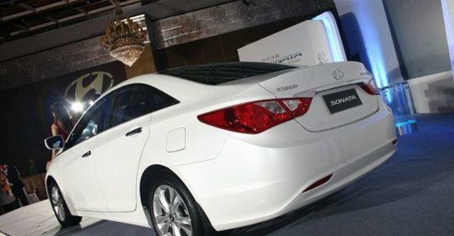 2011 Hyundai Sonata 2.4 GLS  第3張相片