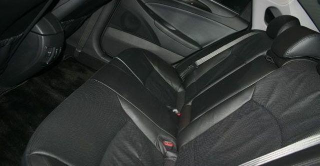 2011 Hyundai Sonata 2.4 GLS  第5張相片