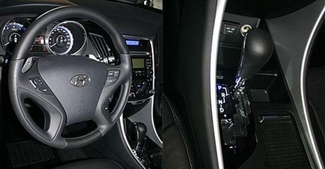 2011 Hyundai Sonata 2.4 GLS  第9張相片