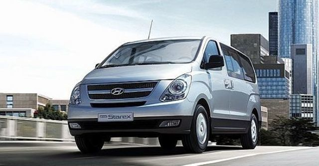 2010 Hyundai Grand Starex 豪華型(MT)  第2張相片