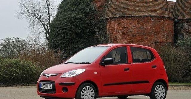 2010 Hyundai i10 手排款  第2張相片