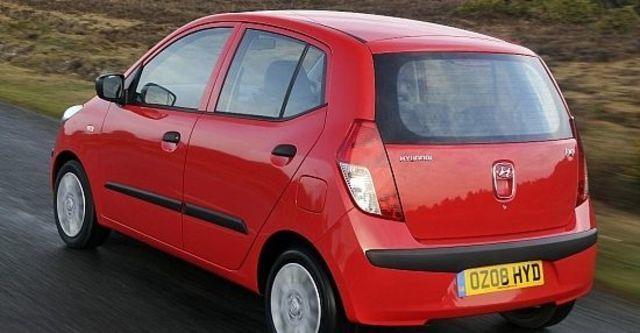 2010 Hyundai i10 手排款  第5張相片