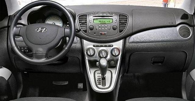 2010 Hyundai i10 手排款  第6張相片