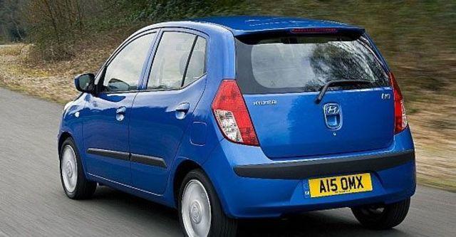 2010 Hyundai i10 旗艦款  第3張相片