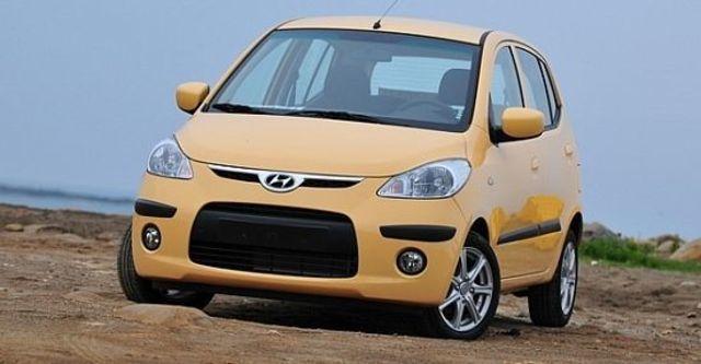 2010 Hyundai i10 經典款A5  第2張相片