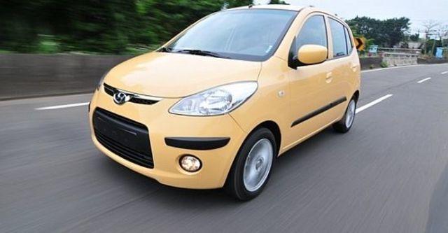 2010 Hyundai i10 經典款A5  第4張相片