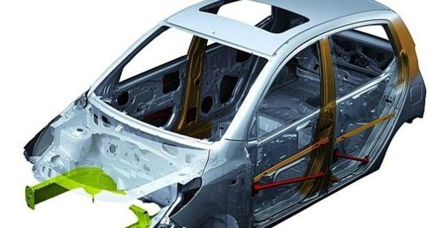 2010 Hyundai i10 經典款A5  第7張相片