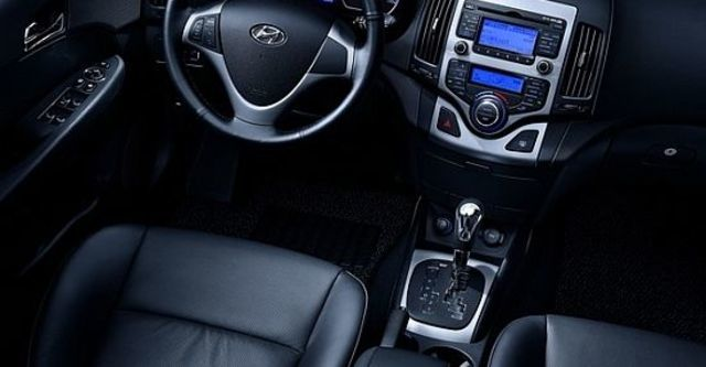 2010 Hyundai i30 旗艦型  第5張相片